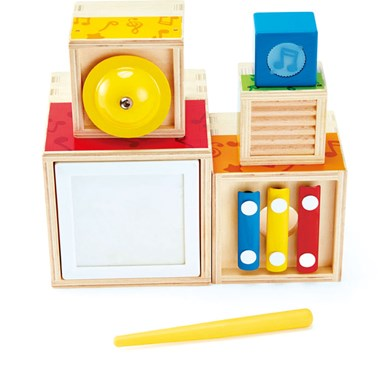Hape Stacking Music Set E0336 for happy musicians
