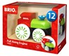 BRIO Pull-along Engine 30240