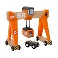 BRIO Gantry Crane 33732 for Wooden Railway Set