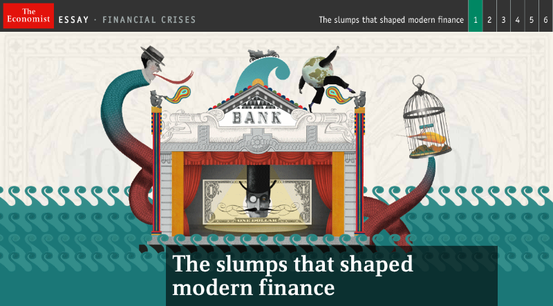The slumps that shaped modern finance