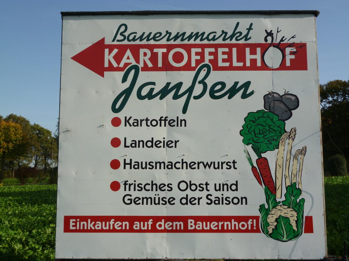 Foto 1 von Kartoffelhof Janßen