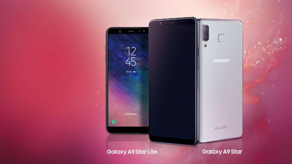 Samsung-Galaxy-A9-Galaxy-A9-Star-Lite