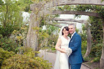 Chris and Julia's wedding story