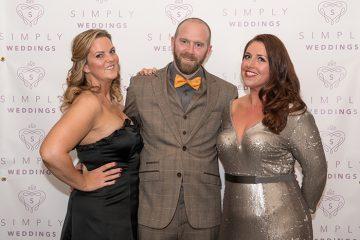 simply weddings awards team on cornwall wedding blog