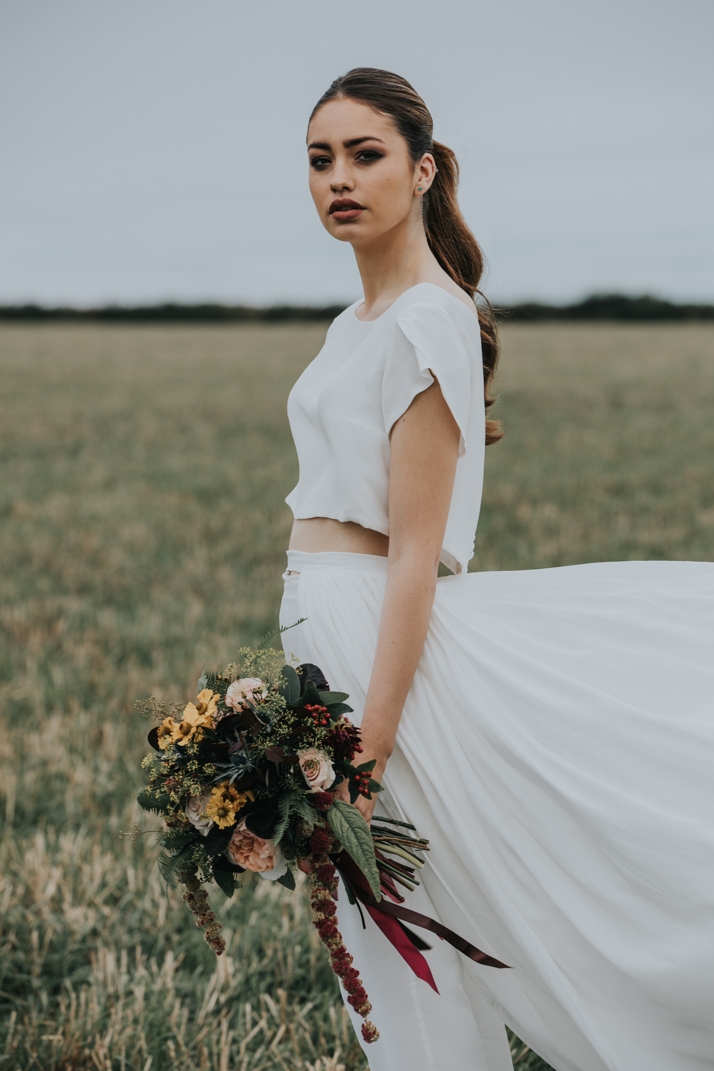 Keep The Overwhelm Of Bespoke Bridalwear At Bay