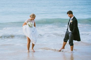 carbis bay wedding photos on devon and cornwall wedding inspiration blog
