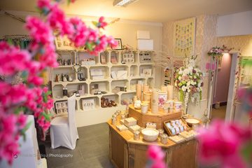 Bodmin wedding showroom showcases their 2017 collections…