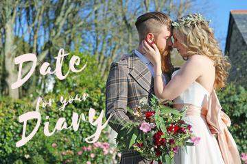 Diary date: Pengersick Castle 'Out of the Box' wedding show
