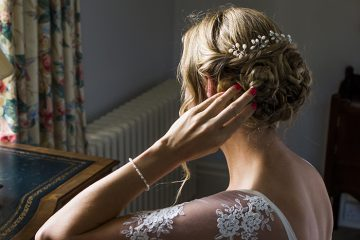 blushing flamingos bridal accessories cornwall