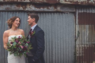 Emily and Andy's Bickley Mill, Devon Wedding {images by Lee Maxwell}