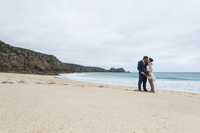 cornwall elopement wedding at boho on wedding planning blog pasties and petticoats