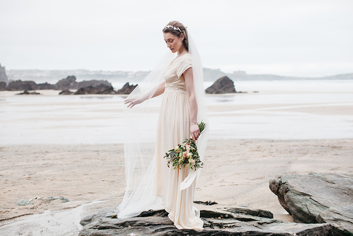 lusty glaze wedding inspiration by emma barrow photography