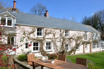 Cornwall wedding venue Pengenna Manor offers beautiful new guest accommodation