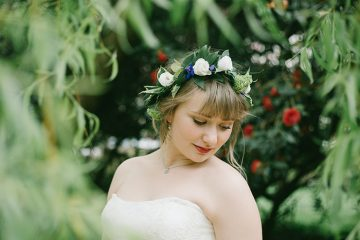 beautiful blooms at ever after by charlotte dart
