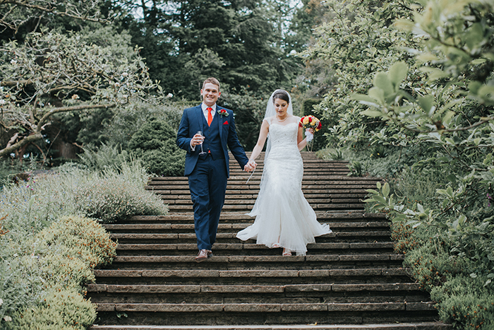 dartington hall wedding by angel wade