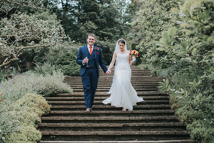dartington hall wedding by angel wade