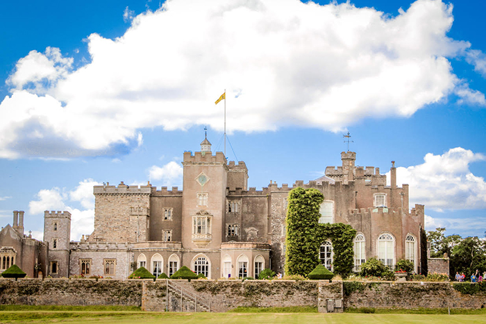 Date for your Diary: Powderham Wedding Collection