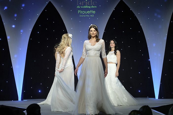 WIN tickets to BRIDE: The Wedding Show at Westpoint Exeter