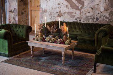 prop factory autumnal wedding inspiration ashridge court farm