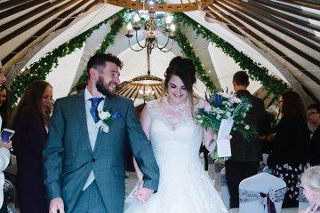 gwel an mor wedding