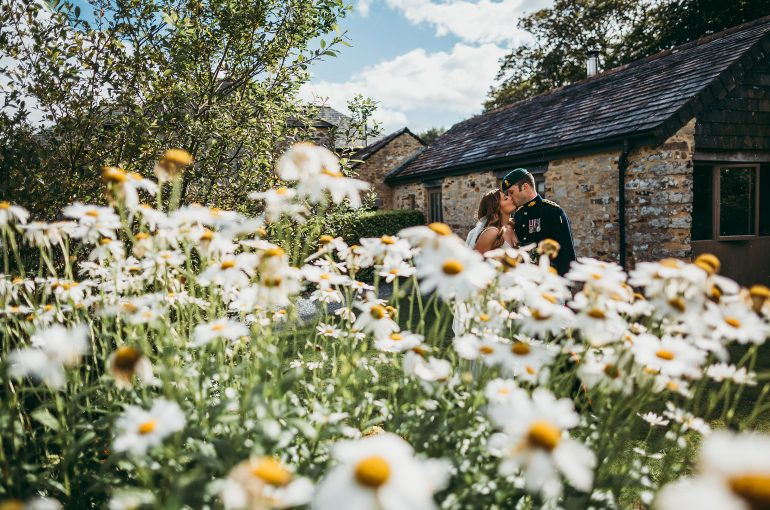 Helen & Mike's Trevenna wedding {Images by Tracey Warbey}