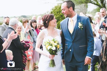 Ta Mill Wedding Cornwall