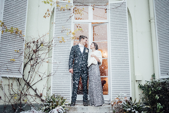 deer park festive wedding inspiration