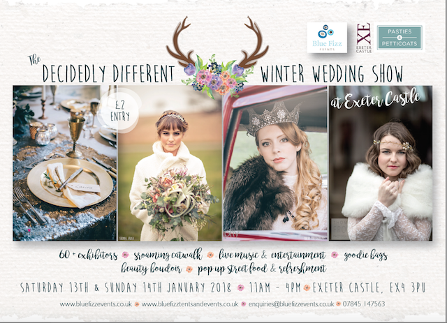 exeter castle wedding show