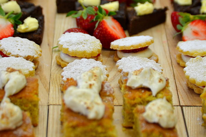 Save 10% on your wedding catering with Miss Tea…