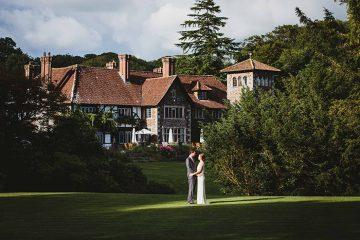 coombe trenchard wedding