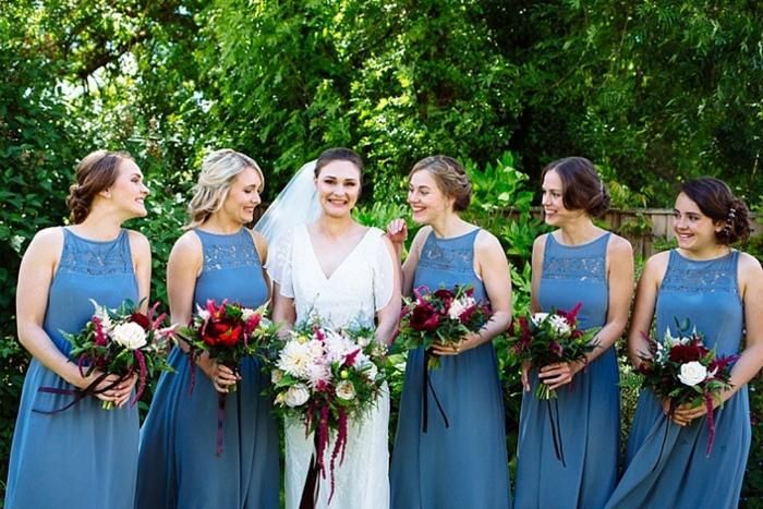 canonteign falls wedding - lauren and sam