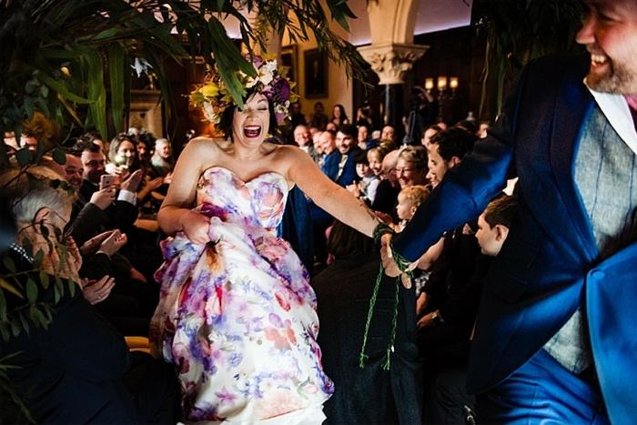 emma mike huntsham court wedding