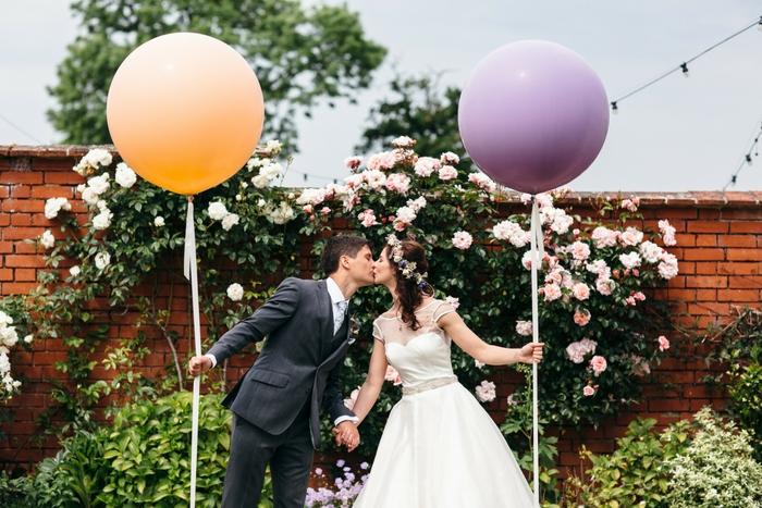 sam and sara upton barn wedding