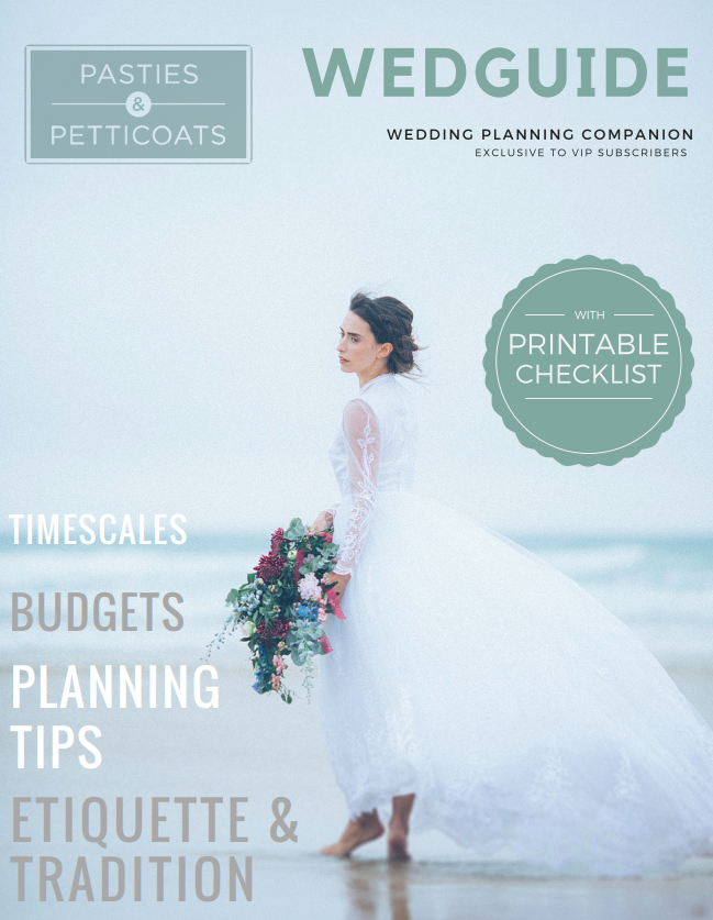 getting married in cornwall and devon - wedguide