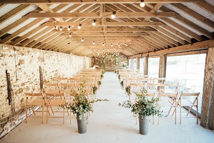 Pengenna Manor open beautiful new Cowyard Barn!