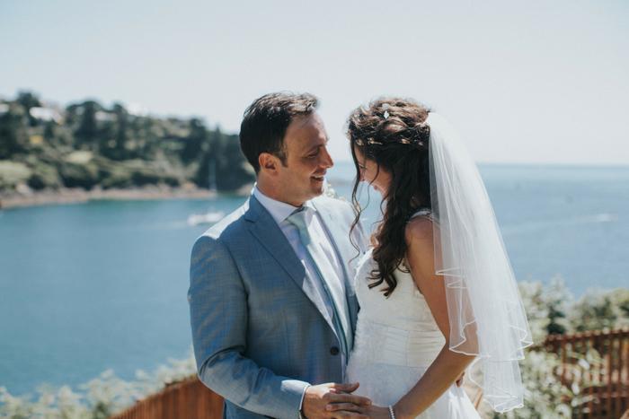 fowey hotel wedding morwenna frank