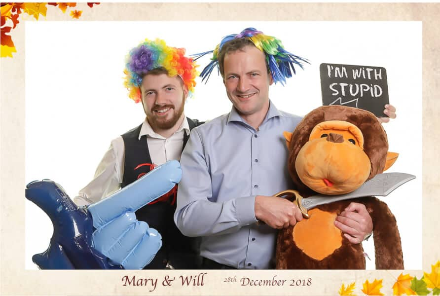BrownLayer | Christmas Party OFFERS | Frans Photo Booth Services Ireland