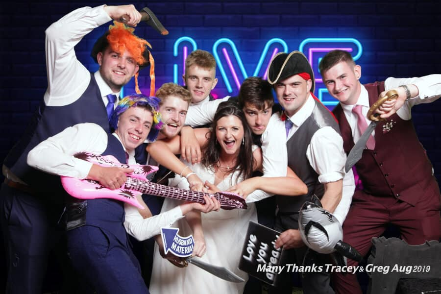 IMG 7506LiveMusic 1 | Christmas Party OFFERS | Frans Photo Booth Services Ireland
