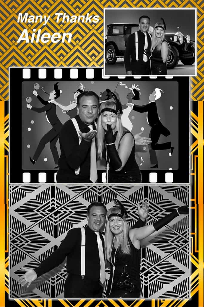 Aileen 29 | Photo Booth Background Options | Frans Photo Booth Services Ireland