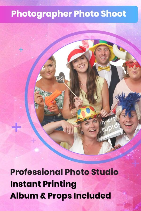 Open Photobooth Studio
