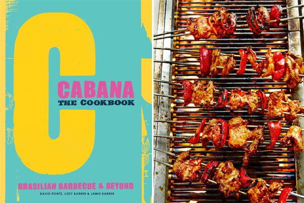 Cabana Brazilian Cookbook