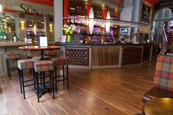 The Sun Tavern Bethnal Green