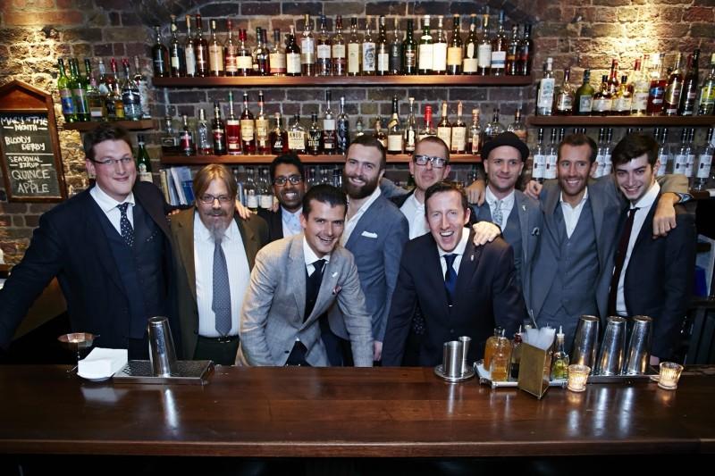 London's finest bartenders