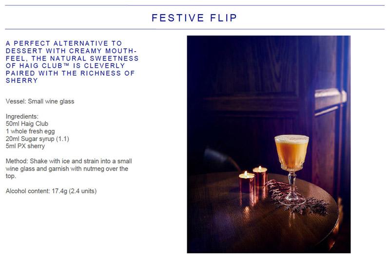 Festive Flip