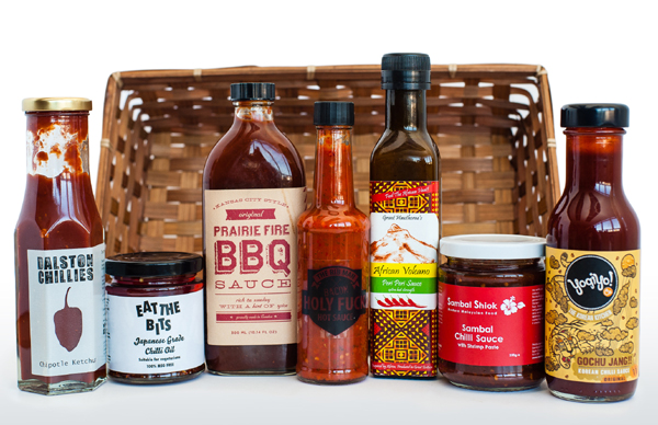 Zing Hot Sauce Hamper LFLD