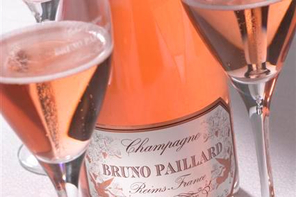 Champagne Bruno Paillard Rosé Premier Cuvée