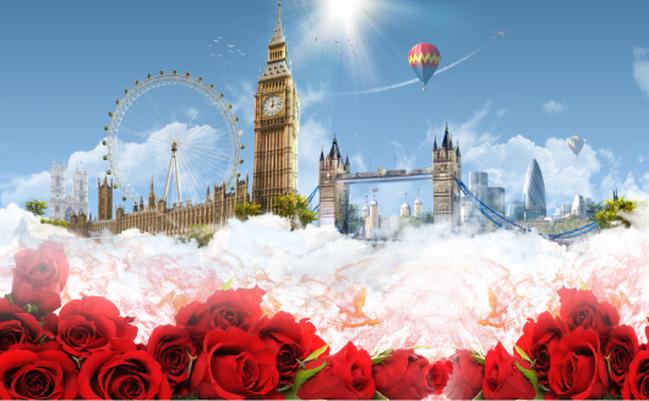london-love-flowers