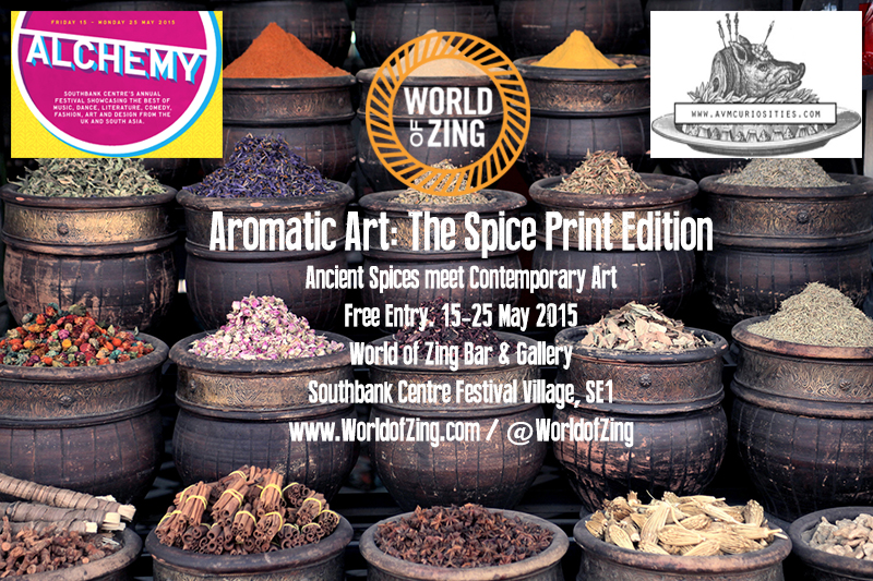 Aromatic Art - The Spice Edition