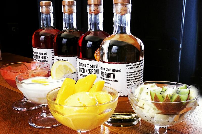 Grown-Ups Gelato & Cocktail Bar