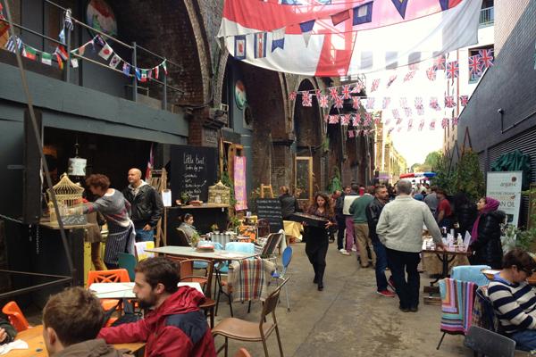 Druid St Market